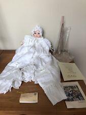 Betty Jane Carter Josie Baby Porcelain Doll Musical