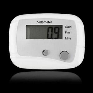 1 Pcs Distance Step Counter Mini Run Design Digital Walking LCD Pedometer
