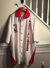 Mitchell And Ness Chicago Bulls 1984-85 Warm Up Jacket