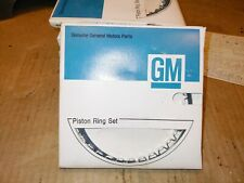 NOS GM 1962-1975 Chevrolet 1956-1963 Cadillac V8 engine piston ring sets 328506