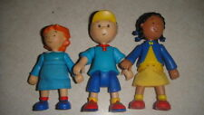 RARE CAILLOU FIGUES LOT FOR TREEHOUSE