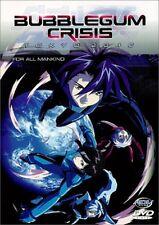 DVD - Animation - Bubblegum Crisis: Tokyo 2040 - For All Mankind - Yu Asakawa