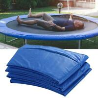 10ft/12ft Replacement Trampoline Safety Spring Cover Pad Surround Padding New