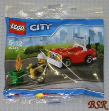 LEGO® City Polybag : 30347 Feuerwehrauto & Feuerwehrmann ! NEU & OVP !