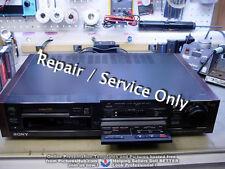REPAIR / SERVICE of SONY Hi8 EV-S3000 / 2000 / 5000 / 7000 /900 VCR (*READ 1st*)