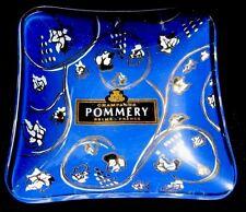POMMERY CHAMPAGNE CAVIAR DISH NIBBLES/ASHTRAY  BNIB