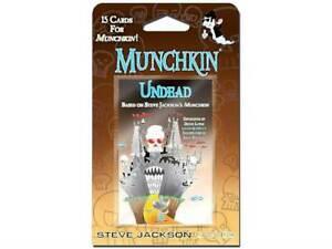 Steve Jackson Board Games Munchkin Undead (STE1499)