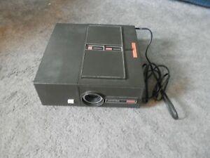 Vintage Keystone 900 Slide Projector