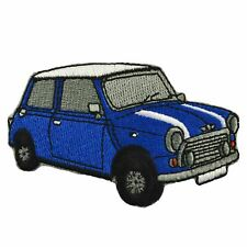 Mini Car Sew on Patch Badge ZK268