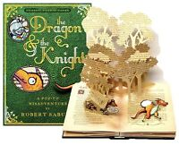 The Dragon & the Knight Pop Up Book First Edition by Robert Sabuda New