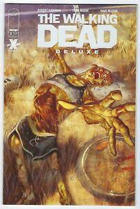 Walking Dead Deluxe # 1 Cover D Tedesco Image