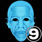 Halloween Creepy Scary Bloody Face Mask Cosplay Costume Horror Props Fancy Dress
