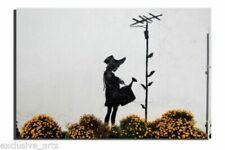 Banksy Framed Art Prints