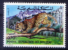 Morocco 1974 MNH, Panther, Protect Nature, Wild Life, Animals (D241)