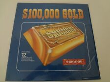 The Nestle Company $100,000 Gold LP album with Blondie, Dr. Hook vinyl!