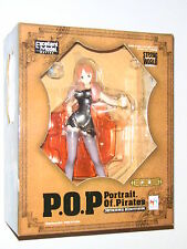 Megahouse One Piece P.O.P Nami Strong Edition 1/8 Scale PVC Figure NEW