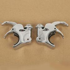 39mm Forks Windshield Windscreen Clamps For Harley Davidson Dyna Glide Sportster