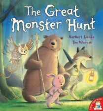 The Great Monster Hunt - Good Book Landa, Norbert
