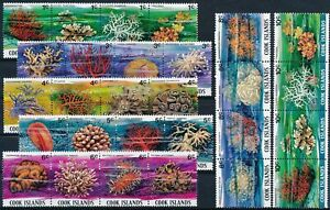 [PG20195] Cook 1980 : Corals - Good Set Very Fine MNH Stamps - $90