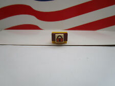 LEGO HARRY POTTER (1) 1x1 TAN TILE WITH PADLOCK PATTERN FROM SET 4766