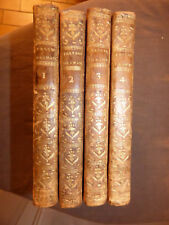 PROVERBES DRAMATIQUES, 1773 4 tomes