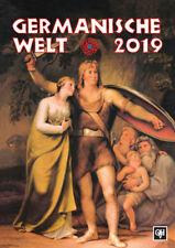 Kalender - Germanische Welt 2019 - durchgehend farbig bebildert!