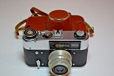 FED 5B # 025277 Russian Soviet camera w/Industar 50 lens # 5849262