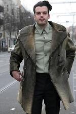 Signum Herren Hemd Gr. M men shirt 90s True VINTAGE grünton light green