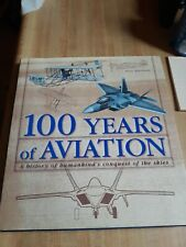 100 Years Of Aviation Paolo Matricardi Illustrations 2006 edition Barnes & Noble