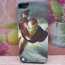 Iron Man Hard Impact Case Cover for Apple iPod Touch 5 5G 5th Gen
