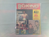 September 1978     Muhammand Ali  Boxing Illustrated Magazine Vintage