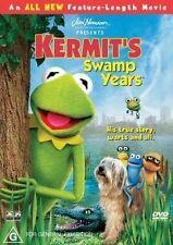 Kermit's Swamp Years (DVD, 2003)