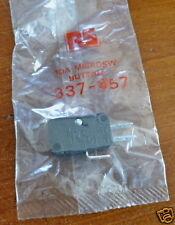 Micro Switch Rs 1 Polo de variación respecto 10a 250v 1pc