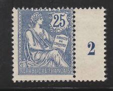 FRANCE N°  127 ** neuf sans charnière, TTB, cote: 500 €