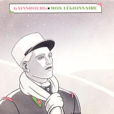 SERGE GAINSBOURG Mon Légionnaire FR Press Philips 870 510-7 1988 SP