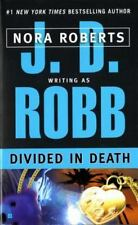 Divided in Death, J.D. Robb, 0425197956, Book, Good