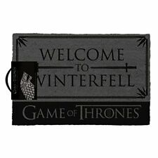 Game of Thrones Tapis de Porte Stark Marchandise officielle
