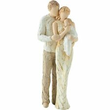 ARORA DESIGNS WELCOMED WITH LOVE FIGURINE DESIGNED BY SCULPTOR NEIL WELCH GIFT B