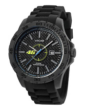 NEW Official Yahama Valentino Rossi VR46 The Doctor Racing Carbon Case Watch