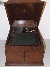 Antique Victor Record Player