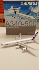 DRAGON WINGS AIRBUS HOUSE LIVERY A340-500 WITH STAND 1:400