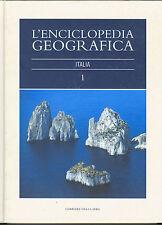 L'ENCICLOPEDIA GEOGRAFICA - VOL 1 - ITALIA