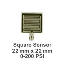 Tactilus Free Form Square Sensor 22mm (0.87 in.)