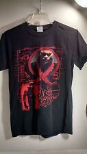 Chris Brown F.A.M.E Fame U.S. North American Tour Concert T-Shirt Small Fortune