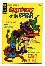Brothers of the Spear #1 (Gold Key) FN6.7