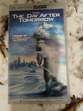 The Day After Tomorrow UMD PSP MOVIE SONY PLAYSTATION PORTABLE QUAID GYLLENHAAL