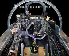 USAF Martin B-57B Canberra Bomber Front Cockpit #2 8x10 Color Photo