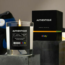 Authentique Candle; The Intoxicating Scent of New Sneakers - IN HAND SHIPS ASAP
