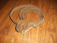 New listing Us Cavalry Link Strap Civil War To Indian War Bridle Saddle Display