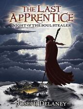 The Last Apprentice: Night of the Soul Stealer (Book 3)-ExLibrary